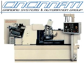 Announcing The New Cincinnati Grinding  Systems & Automation Group